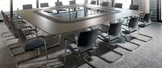 modular conference table TUNE  Renz