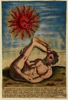 Ulisse Aldrovandi (1522 -1605) Monstrorum historia cum Paralipomenis historiae omnium animalium (1658),