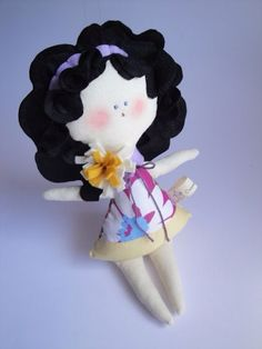 Muñeca de Cromanticamente