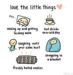 chibird:  Just some of the few things that bring a little happiness to our lives. :D