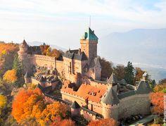 Château du Haut Kœnigsbourg, Alsace