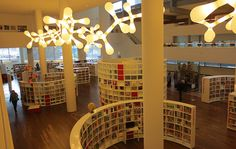 11 of the Strangest Public Libraries in the World