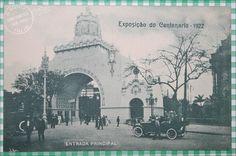 Exposicao do Centenario - Rio de Janeiro - 1922