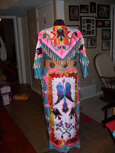 Jingle Dress, Gorgeous work, Contact http://www.shawneedesignz.com/contact.html for bead work or regalia work/ designs.