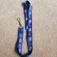 Glee The 3D Concert Movie Lanyard Bought it as a collectors item! Accessories