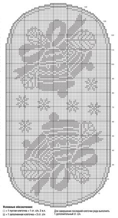 Baby Knitting Patterns Christmas A large napkin with bells – a scheme of … Filet Crochet Charts, Crochet Motif, Crochet Doilies, Blanket Crochet, Crochet Winter, Holiday Crochet, Doily Patterns, Cross Stitch Patterns, Knitting Patterns
