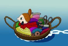 The Sewingbasket by sphhia
