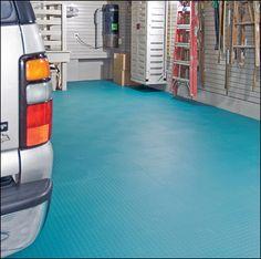 Tuff Seal Garage Flooring Announced By Flooring Adventures
