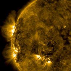 Space Images #Nasa #sun #solar #space