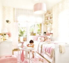 Toddler girl playroom ideas playroom ideas for toddler girl plus functional and cozy room design ideas Bedroom For Girls Kids, Girls Room Design, Kids Bedroom Designs, Girls 4, Design Room, Purple Bedrooms, Girl Bedrooms, Shabby Chic Bedrooms, Girl Decor