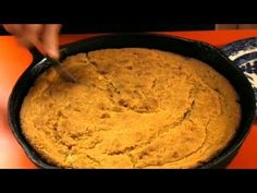 How To Make Cornbread - Southern Cornbread Recipe