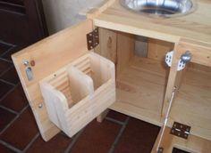 cucina di legno fai da te | Giocattoli | Pinterest | Cucina