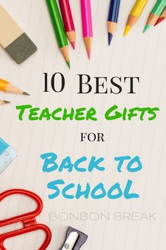 10 Best Teacher Gift