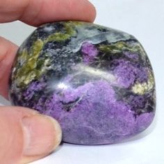 Stichtite: This powerful stone of forgiveness helps to soften stubborn attitudes that are blocking the path to love and contentment.