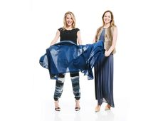 Tosha Hays (BSFCS '07), 2013 40 Under 40 honoree, and Mary-Cathryn Kolb have started their new Atlanta-based fashion-tech company, Brrr.