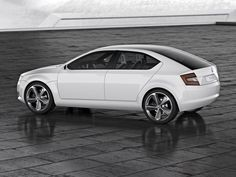 Skoda Vision D Concept Concept Cars, Cars Motorcycles, Vehicles, Image, Awesome, Rolling Stock, Be Awesome, Vehicle