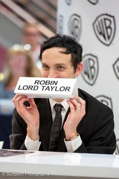 Robin Lord Taylor SDCC2015