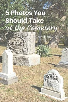 5 Photos You Should Take at the Cemetery - People Photos - Ideas of People Photos - Cemetery photos are great in genealogy but only if you get the right ones. Here are 5 photos you should take every time you go to the cemetery. Free Genealogy Sites, Genealogy Search, Family Genealogy, Genealogy Quotes, Genealogy Forms, Family Tree Research, Genealogy Organization, Organizing, Just In Case