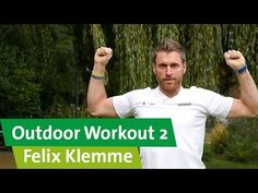 Outdoor Workouts mit Felix Klemme – Functional Training, Station 2: Warm Up - YouTube