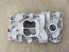 Edelbrock #performer #aluminum intake manifold 2101 #small block chevy,  View more on the LINK: 	http://www.zeppy.io/product/gb/2/381583348902/