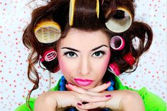 Celebrities who wear, use, or own Hair Rollers. Also discover the movies, TV shows, and events associated with Hair Rollers.