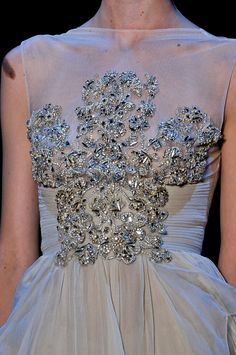 Elie Saab- Fall 2011 couture