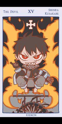 Anime Soul, All Anime, Manga Anime, Anime Art, Fire Force Manga, Chibi, Shinra Kusakabe, Anime Crossover, Manga Covers