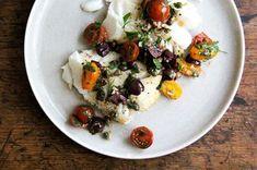 Fish with Sauce Niçoise Recipe on Food52 recipe on Food52