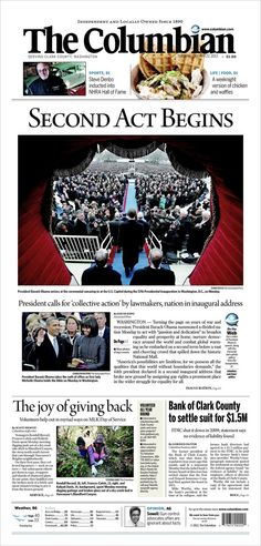 Jan. 22, 2013 | The Columbian