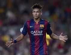 Neymar Scored on a Back-Heel in His First Game Back from Injury