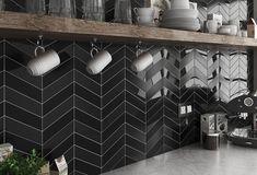 3d Design, Tile Floor, Chevron, New Homes, Wall, Home Decor, Herringbone, Kitchen, Bathroom