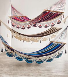 How to make a hammock with your own hands-26