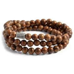 Buy Lucleon - Brown Clarity Bracelet for only Shop at Trendhim and get returns. We take pride in providing an excellent experience. Stone Bracelet, Bracelet Making, Black Bracelets, Bracelets For Men, Paracord Bracelets, Beaded Bracelets, Engraved Bracelet, Red Tigers Eye, Diy Jewelry Making
