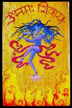 Shiva Art, Shiva Shakti, Hindu Quotes, Nataraja, Om Namah Shivaya, Sanskrit, Lord Shiva, Illusions, Meditation