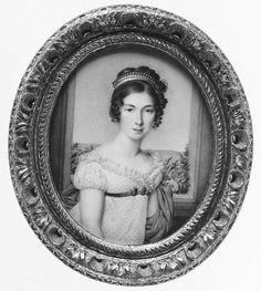 Nicolas Henri Jacob   Portrait of a Woman 1817   The Met