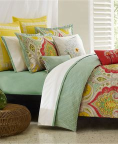 Echo Bedding, Jaipur Comforter Sets - Bedding Collections - Bed & Bath - Macy's