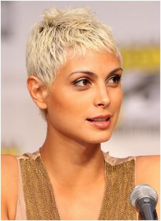 Short Spiky Hairstyles, Very Short Haircuts, Short Hairstyles For Women, Blonde Hairstyles, Cut Hairstyles, Hairstyle Ideas, Virtual Hairstyles, Perfect Hairstyle, Female Hairstyles