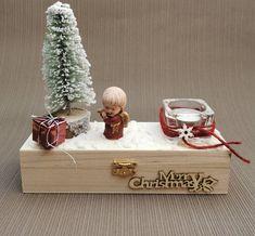 Geldgeschenk Weihnachten Engel ***handgegossen und handbemalt*** Geldgeschenkverpackung Merry Christmas, Place Cards, Place Card Holders, Box, Etsy, Fake Snow, Cash Gifts, Gift Cards, Christmas Time