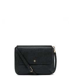 Everyone needs a basic day bag. Try this one: Tory Burch Robinson Messenger