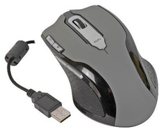 This laser sensor mouse will give you the leg up in the competition. Capable of up to a spectacular 5000DPI, this mouse will give you ultimate control over your gaming experience. The laser sensor works on virtually any surface including glass. The innovative weight tuning system allows up to 28grams of extra weight.