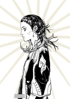 cassandrajp:  Alina from Shadow and Bone (written by@Leigh Bardugo) Im sure the actual collar is smaller than that, but this is what I pictured...