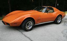 it's just like my first corvette....love it