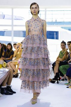 Delpozo S/S 2016 New York