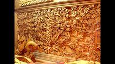 Teak Wood Carving Wood Sculpture, Sculptures, Wooden Statues, Wood Carving Art, Teak Wood, Eye Candy, Vintage World Maps, Gallery, Nature