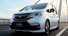 Honda Spruced Up The Boxy Yet Sporty Step WGN Modulo X In Japan #news #Honda