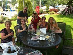 Organic Spa Magazine's Annual Champagne cocktail reception at Cleveland Yachting Club! We're celebrating the close of the July 2012 Skin Care issue and the joy of summer. www.organicspamagazine.com