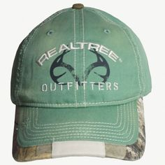 Realtree Outfitters Green Cap $15.99