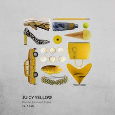 Juicy Yellow