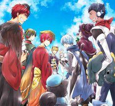 Kuroko No Basket Characters, Manga Anime, Anime Art, Kiseki No Sedai, Akakuro, Kagami Taiga, Generation Of Miracles, Cute Anime Boy, Anime Boys