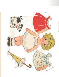 Lot of paper dolls - Ulla Dahlstedt - Picasa Webalbum